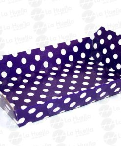 bandeja-lunares-carton-reforzada-violeta