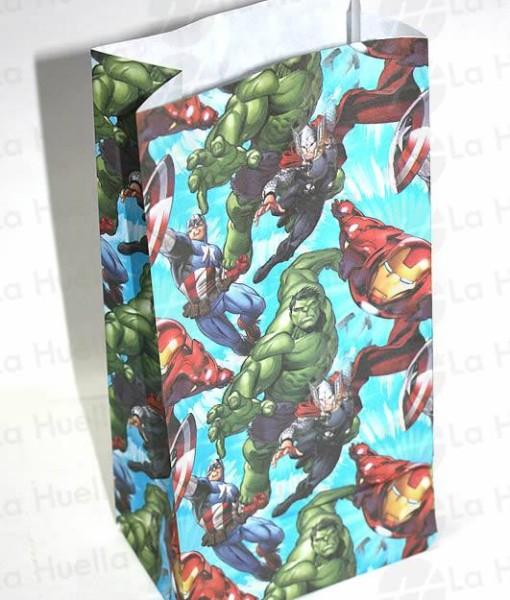bolsa-papel-avengers