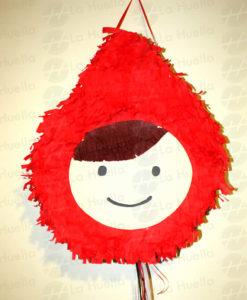 piñata-artesanal-caperusita-roja