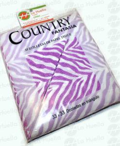servilletas-cebra-violeta-blanco
